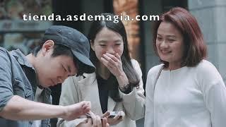 Vídeo: Crazy Card by Hason Chien