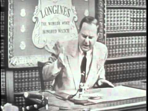 LONGINES CHRONOSCOPE WITH WILLIAM JENNINGS BRYAN DORN