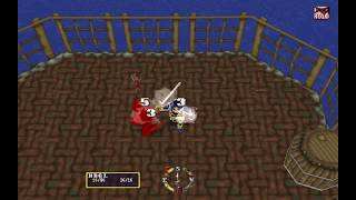 Blaze & Blade: Eternal Quest (Intro and Fighter (m) gameplay) for PC