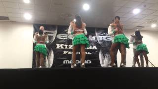 Видео: JUST US COMPANY by Isabelle and Felicien - FEELING KIZOMBA FESTIVAL 2014 MADRID