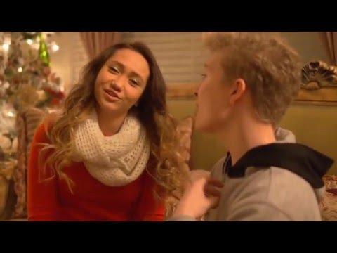 Dean Martin - Baby It's Cold Outside - Cover by Leanne Tessa ft. Luca Tarqua