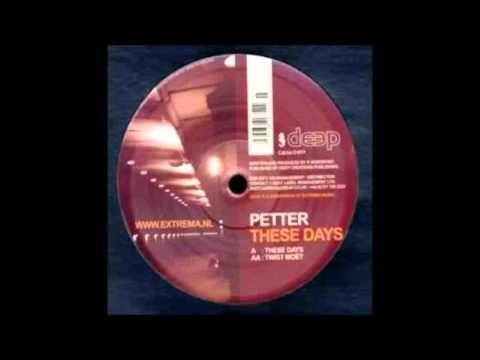 Petter - These Days a1