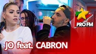 JO Feat. Cabron - Cu inima ProFM LIVE Session