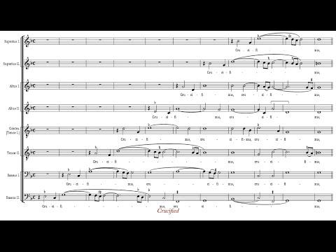 Lotti | Crucifixus [á 8; The Cambridge Singers]