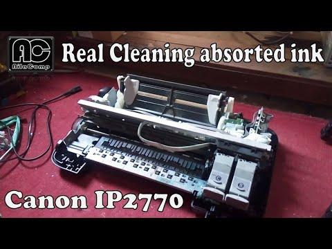 adalah suatu cara untuk menyedot tinta pada ip 2770 trutama pada printer yang sudah di modifikasi.se.
