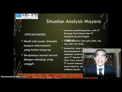 USA'S Marketing Plan 03: Situation Analyses