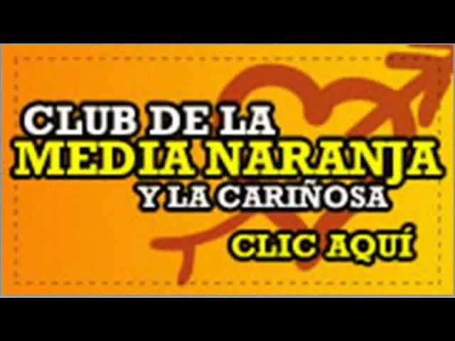 Club de la media naranja de