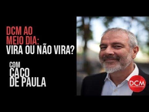 DCM ao Meio Dia - Alberto Carlos Almeida comenta a possível virada de Haddad.