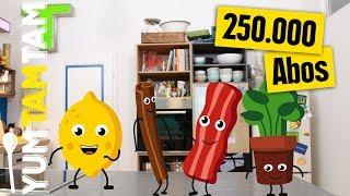 250.000 Abonnenten-Special // Top 5-Momente // #yumtamtam