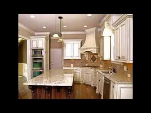 Photos Of White Glazed Kitchen Cabinets - Amazing Bedroom, Living ...