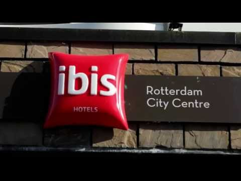 Welcome @ Ibis Rotterdam City Centre Silas