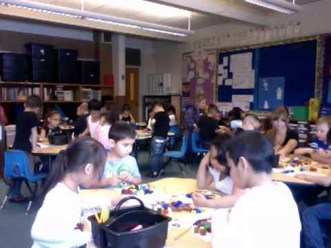 Teaching Estimation (kindergarten Sunset Ridge)