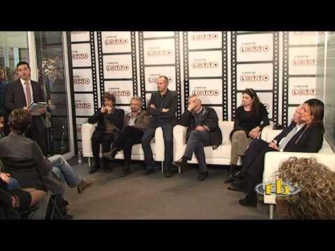 Premiazione, Nove Giorni di Grandi Interpretazioni 2012, Il Gioco del Lotto, RB Casting