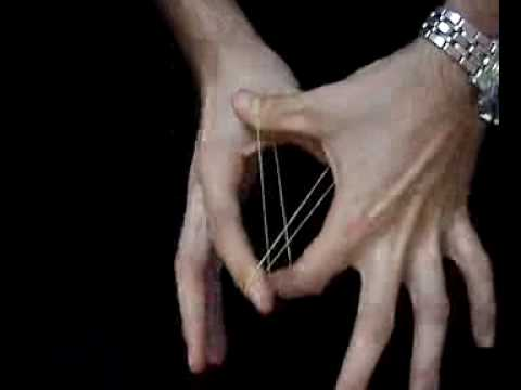 The GREATEST rubber band trick in MAGIC! By Ricky Reidy.