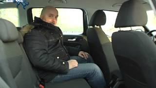 Авто тесты - Skoda Yeti и Mitsubishi ASX