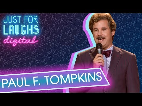 Paul F. Tompkins Stand Up - 2011