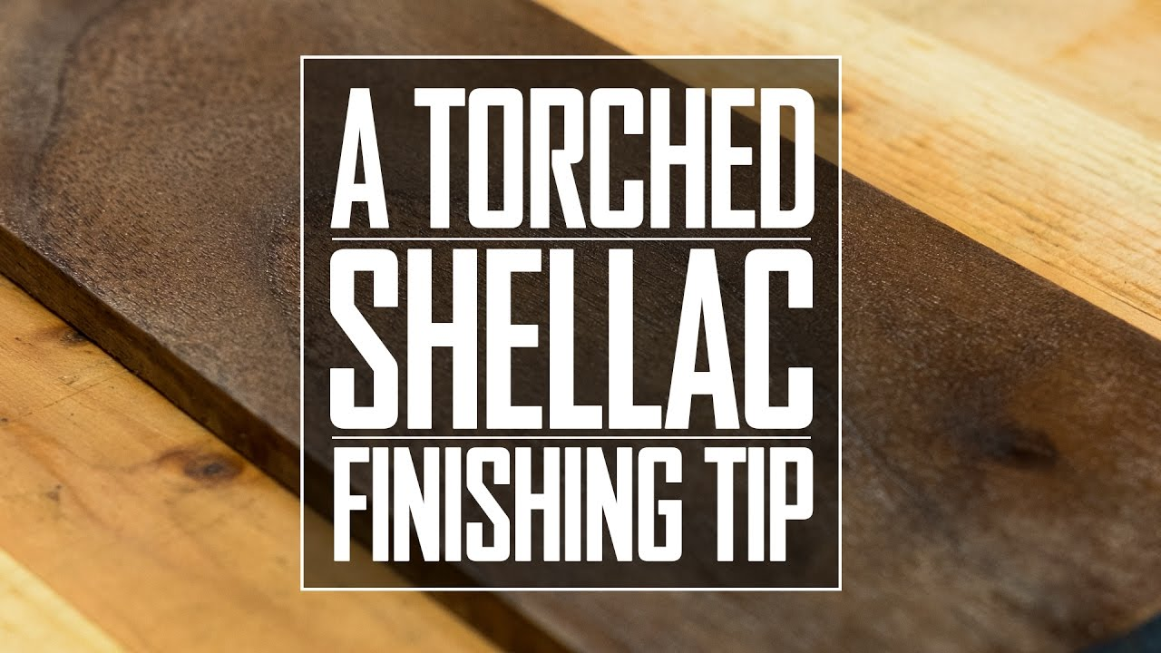 Shellac Finish On Wood