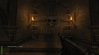Return To Castle Wolfenstein - Walkthrough [Pt 6/26 - The Crypt]