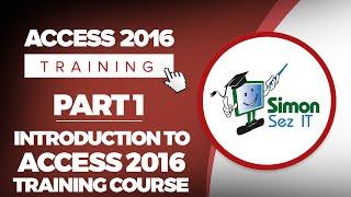 microsoft access 2016 training tutorials for beginners