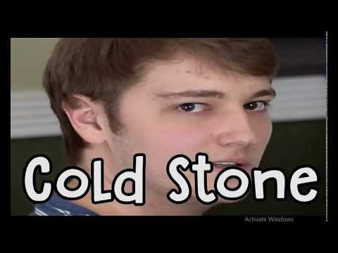 "James (TheOdd1sOut) Sings ""We are Cold Stone"""