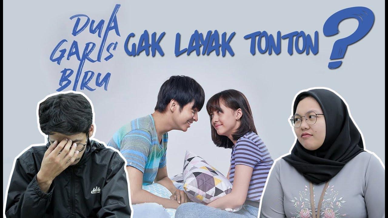 "Download #GRIVIEW | Film ""Dua Garis Biru"" Nggak Layak Tonton ? | Angga Yunanda & Zara JKT48"
