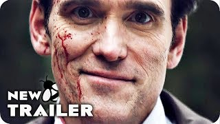 The House That Jack Built Teaser Trailer (2018) Lars von Trier Movie