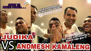 JUDIKA feat ANDMESH - Cinta Karena Cinta & Hanya Rindu (Live Eksklusif)