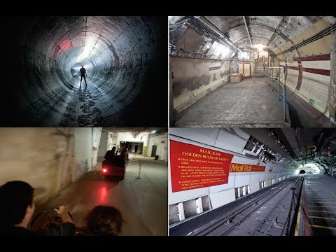 Exploring Underground Cities, Government Bunkers, Abandoned Skyscrapers Around World, 140+ Pics