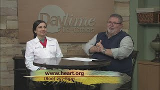 Dr. Shoba joins us on Daytime to Discuss heart health thumbnail