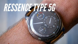 No Pulso: Ressence Type 5G