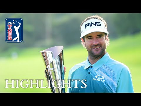 Highlights   Round 4   Genesis Open