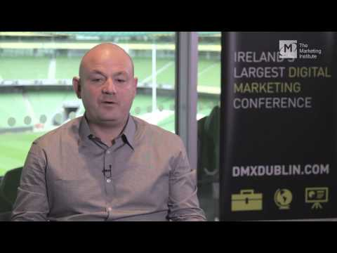 Tarquin Henderson, Facebook, interview - DMX Dublin 2015