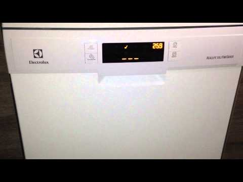 Eco 50 Load&Start | Electrolux ESF6600ROW Dishwasher