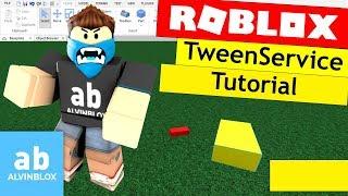 Roblox TweenService Tutorial - How To Tween Parts In Your Game - Part Tweening