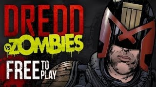 Dredd VS Zombies - Dredd 3D For Android Game Review