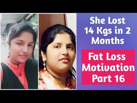 Fat Loss Motivation Part 16 With Diet Plan, वजन पक्का घटेगा ।