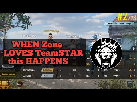 Download When Zone Loves teamSTAR this HAPPENS • PUBG • ZyroJayyy • StarEsport • Pakistan 🇵🇰