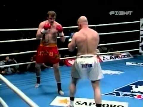 Mike Bernardo vs Alexey Ignashov