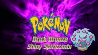 Roblox Pokemon Brick Bronze Extras - Shiny Spiritomb!