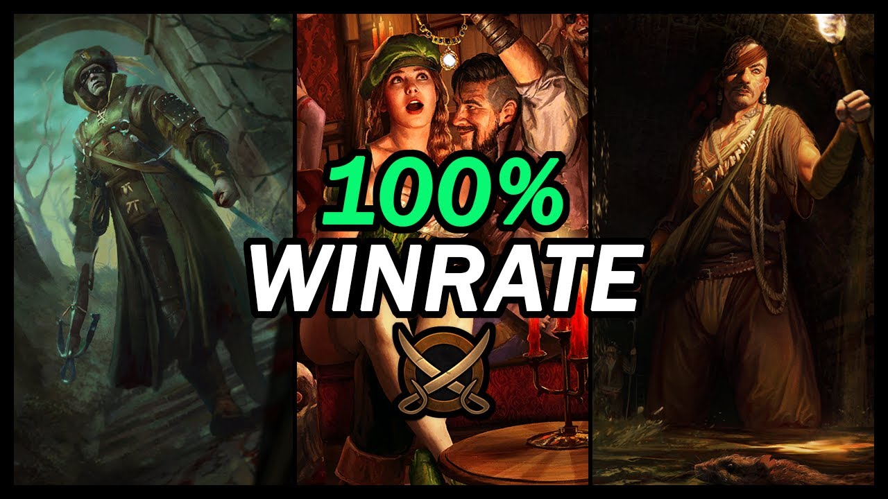 [Gwent] Winning With Pirate's Cove To Prove The Haters Wrong