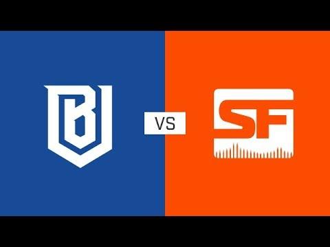 Full Match | Boston Uprising vs. San Francisco Shock  |  Stage 1 Week 2 Day 4