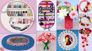 Multi Usefull Idea !! 10 DIY Room Decor & Organizer    DIY Projects !!!