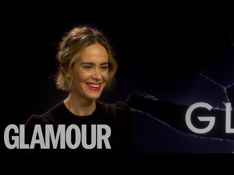Sarah Paulson Tells Interviewer To