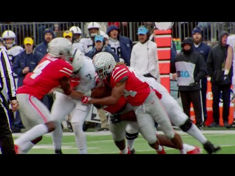 Cinematic Highlights: Penn State at Ohio State | The Journey