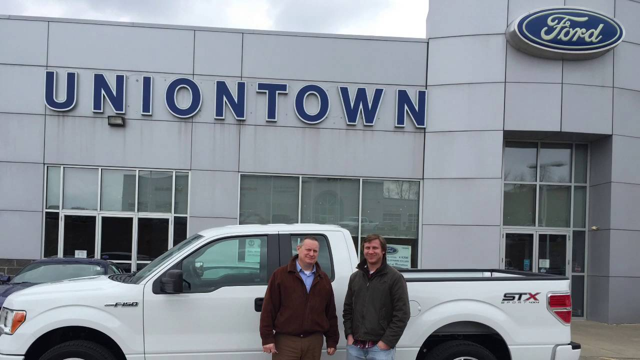 Ford Of Uniontown >> Ford Of Uniontown To The Rescue