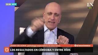 Carlos Pagni entrevista a Javier Zelaznik, politólogo especialista en elecciones