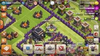 Clash of Clans: My Precious!!!!! Gold & Elixir!!!