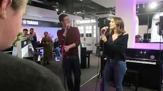 Gambar cover It Only Takes A Taste-Katharine McPhee and David Hunter Waitress Yamaha Music London