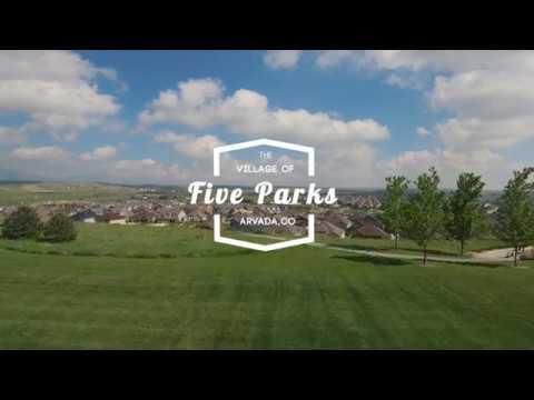 The Village of Five Parks in Arvada Colorado
