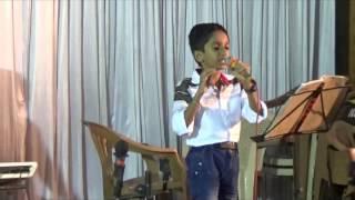 GokulGiri singing filim song , swargathekkal sundaramanee swapnam vidarum graamam...!